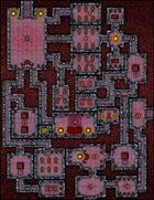 VTT Map Set - #075 Languish of the Vampyre Queen