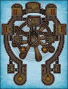 VTT Map Set - #090 Airship Skydock