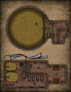 VTT Map Set - #097 Grain Bin & Windmill