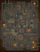 VTT Map Set - #104 Passage to the Feyrealm