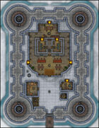 VTT Map Set - #115 Winterkeep