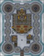 VTT Map Set - #115 Winterkeep