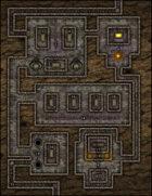 VTT Map Set - #117 Väki of the Mountain Tomb