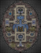 VTT Map Set - #120 Poseidon's Gateway
