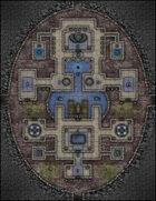 VTT Map Set - #120 Poseidon's Gateway
