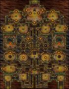 VTT Map Set - #123 The Game of Djinn