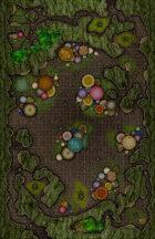VTT Map Set - #125 Underworld Mega-Dungeon #4