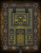 VTT Map Set - #132 The Inner Sanctum