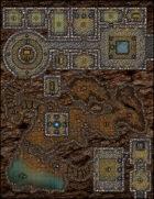 VTT Map Set - #133 Cult of the Undines