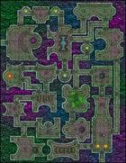 VTT Map Set - #136 The Traveler's Domain