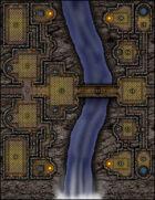 VTT Map Set - #142 Stonekeep Falls