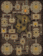 VTT Map Set - #143 In Search of the Oracle