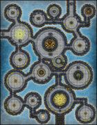 VTT Map Set - #155 The Angelic Spheres: Celestial Quest