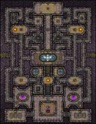 VTT Map Set - #157 Court of the Fey King
