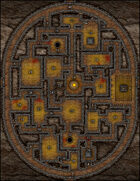 VTT Map Set - #158 Minotaur's Ruins