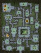 VTT Map Set - #172 Creepy Green Light