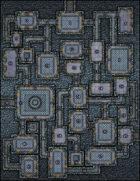 VTT Map Set - #179 Harlequin's Court