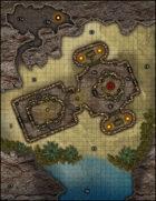 VTT Map Set - #185 The Shepherd's Haven