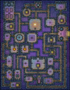 VTT Map Set - #187 Dawnflower: Search for the Sun Shards
