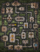 VTT Map Set - #190 Riddles of the Sphinges