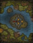 VTT Map Set - #192 Subterranean Shrine