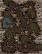 VTT Map Set - #194 Dwarven Mines