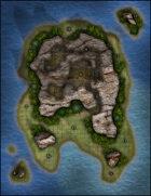 VTT Map Set - #207 Hermit's Island