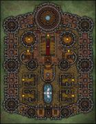 VTT Map Set - #212 Modular Castle