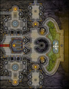 VTT Map Set - #221 The Cathedral of Unity