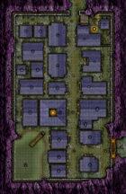 VTT Map Set - #224 Underworld Mega-Dungeon #7