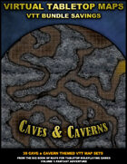 VTT Bundle: Caves & Caverns [BUNDLE]