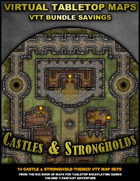 VTT Bundle: Castles & Strongholds [BUNDLE]