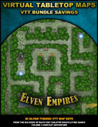 VTT Bundle: Elven Empires [BUNDLE]