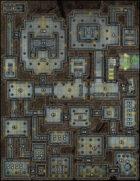 VTT Map Set - #252 Bunker Base 99