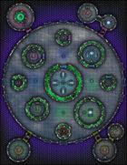 VTT Map Set - #266 Sphere Vault 99