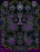VTT Map Set - #267 Hypermatter Containment Facility