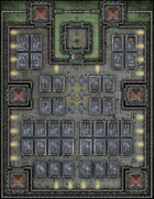 VTT Map Set - #277 Penitentiary Cell Block