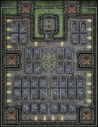 VTT Map Set - #277 Penitentiary Cell Block