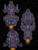 VTT Map Set - #310 Starship Deckplan: Rim Patrol Ships
