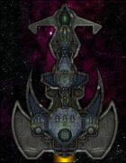 VTT Map Set - #316 Starship Deckplan: The Assassin