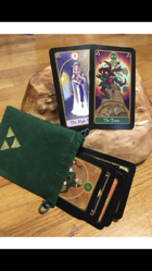 LoT Major Arcana - Embossed