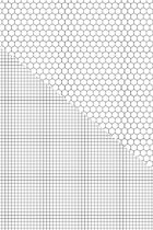 Hex and square grids