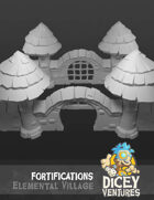Elemental Village - Fortifications Bundle