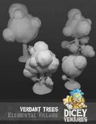 Elemental Village - Verdant Trees Bundle