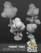 Elemental Village - Verdant Trees Bundle