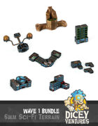 6MM Sci-Fi Wave 1 Bundle [BUNDLE]