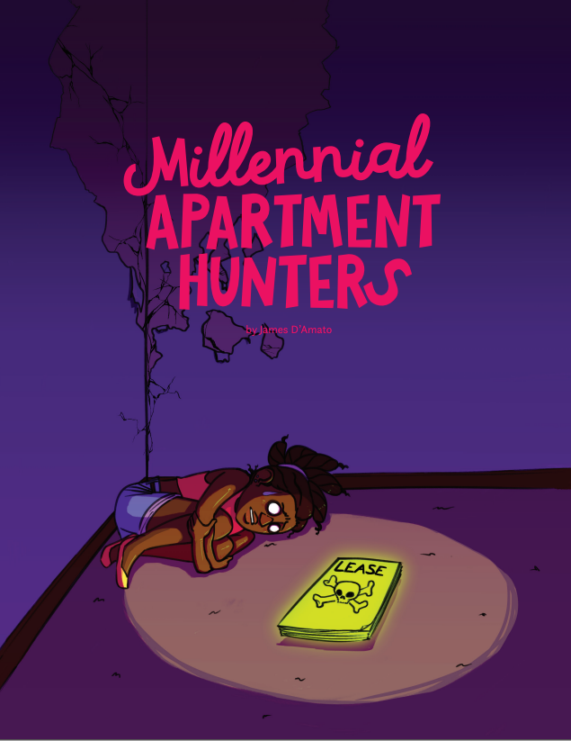 Millennial Apartment Hunters