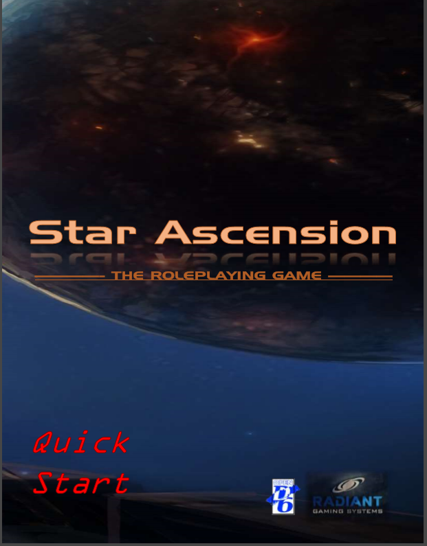 Star Ascension: Skirmish Edition (FREE Quick Start)