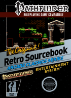 Pathfinder - Super Retro Sourcebook Vol. 1