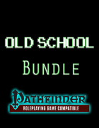Random Old School Bundle!